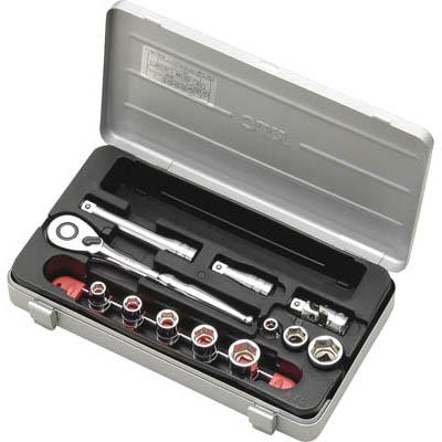 京都機械工具 TB312X 9.5sq.ソケットレンチセット[19点], DIGDELICA:e221f139 --- msm-japan.jp