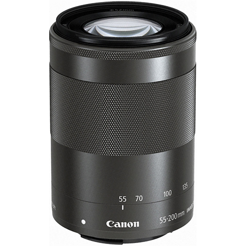 CANON EF-M55-200mm F4.5-6.3 IS STM