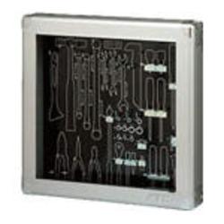 【希望者のみラッピング無料】 京都機械工具 薄型収納メタルケース:イーベストPC・家電館 EKS-103-DIY・工具