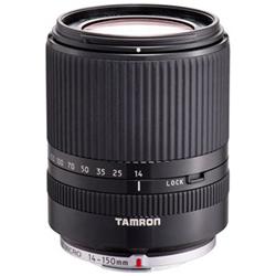 【長期保証付】タムロン 14-150mm F/3.5-5.8 Di III(ブラック) マイクロフォーサーズ用