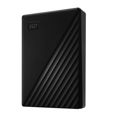 WesternDigital WDBPKJ0040BBK-JESN(ブラック) My Passport 4TB