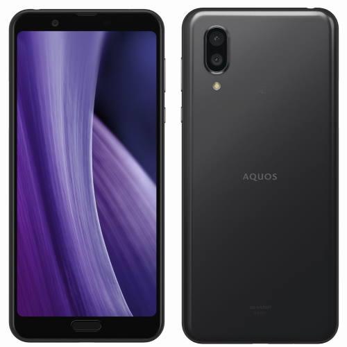 シャープ SHARP AQUOS sense3 plus SH-M11(ブラック) 6GB/128GB SIMフリー SHM11X7B