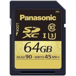 パナソニック RP-SDUC64GJK SDXCメモリーカード 64GB