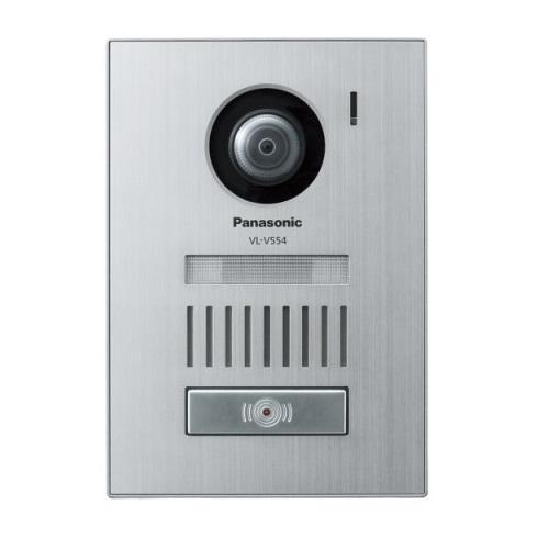 【長期保証付】パナソニック VL-V554L-S カラーカメラ玄関子機