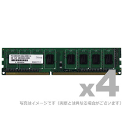 格安販売の ADTEC ADS12800D-H4G4 ADTEC DDR3-1600 UDIMM 4GB 省電力モデル 省電力モデル ADS12800D-H4G4 4枚組, 野球用品 グランドスラム:e99f5d91 --- kventurepartners.sakura.ne.jp