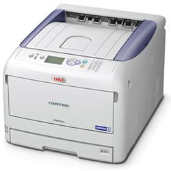 OKI COREFIDO(コアフィード) C841dn-PI カラーLEDプリンター パラレルポート搭載 A3対応