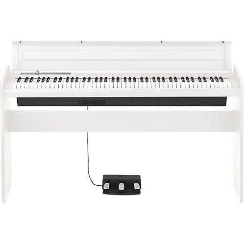 【長期保証付】KORG LP-180-WH(ホワイト) 電子ピアノ 88鍵盤