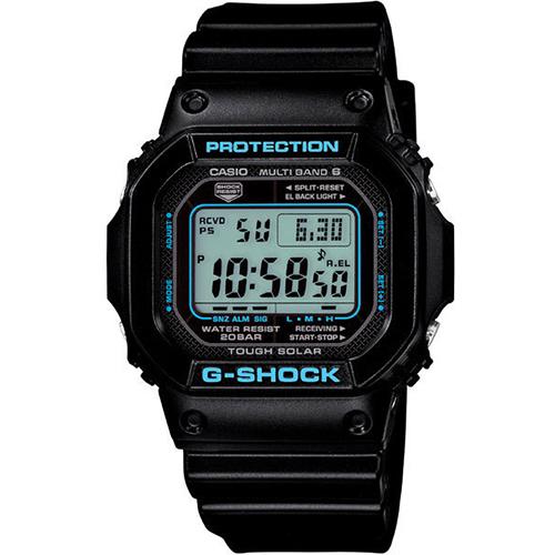 CASIO GW-M5610BA-1JF G-SHOCK(ジーショック) BLACK×BLUE Series メンズ