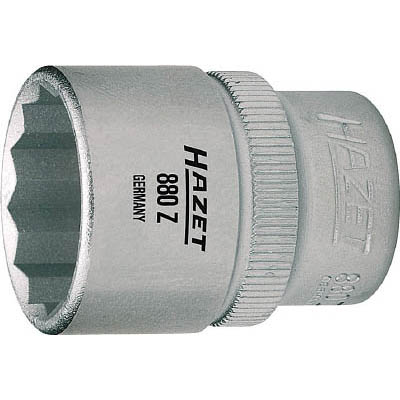 ハゼット 1000Z-41 ソケットレンチ(12角タイプ・差込角19mm)