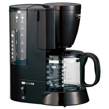 在庫あり 14時までの注文で当日出荷可能 象印 EC-AK60-TD 営業 ダークブラウン コーヒーメーカー 珈琲通 約6杯分 即納送料無料