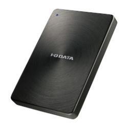 IODATA HDPX-UTA2.0K(ブラック) ポータブルHDD 2TB USB3.0接続