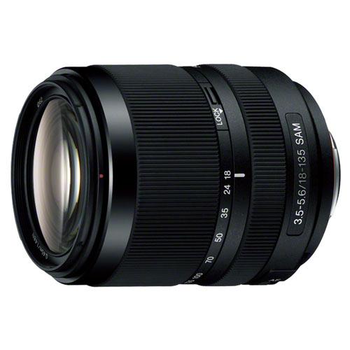 【長期保証付】ソニー DT 18-135mm F3.5-5.6 SAM