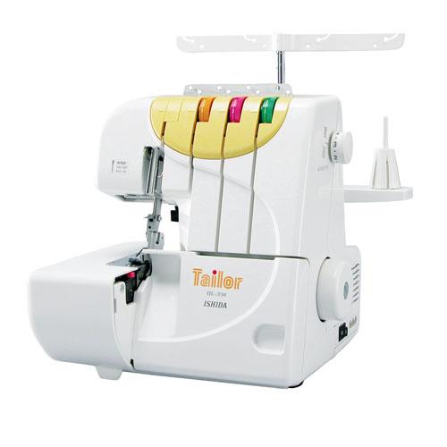 【長期保証付】イシダ IJL-358 ロックミシン