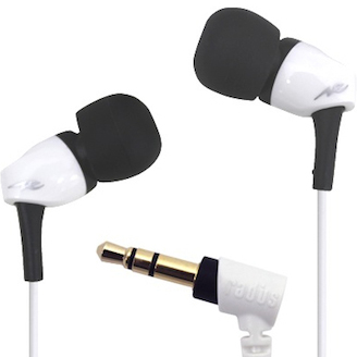 (ラディウス) RADIUS [約120cm /φ3.5mm ミニプラグ] NeXTRAシリーズ Inner ear headphones HP-NX100R ハイレゾ対応