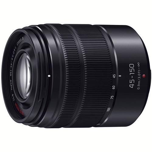 【長期保証付】パナソニック LUMIX G VARIO 45-150mm/F4.0-5.6 ASPH./MEGA O.I.S. KA(ブラック)
