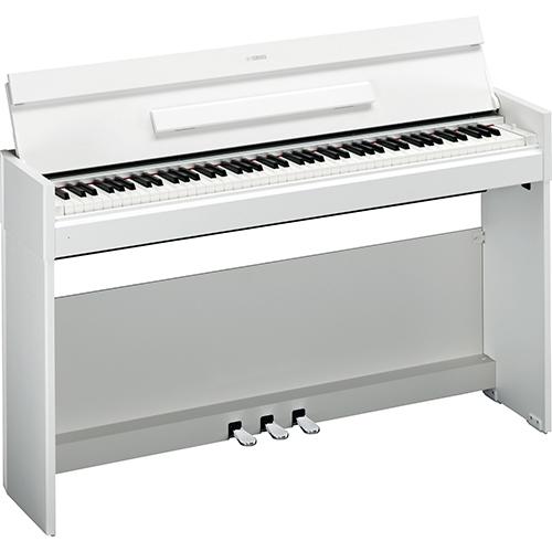【長期保証付】ヤマハ YDP-S52-WH(ホワイトウッド調) ARIUS(アリウス) 電子ピアノ 88鍵盤