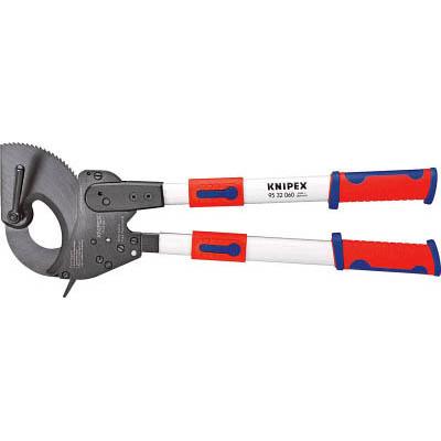 クニペックス 9532-060 9532-060 ラチェット式ケーブルカッター 600mm