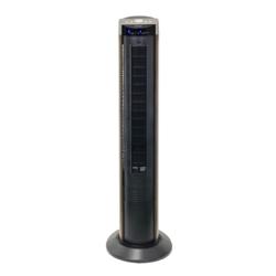 山善 YSR-SDA1001-B(ブラック) DCスリムファン 扇風機 リモコン付 YSRSDA1001Bひんやり 熱対策 アイス 冷感 保冷 冷却 熱中症 涼しい クール 冷気