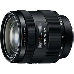 ソニー DT 16-50mm F2.8 SSM