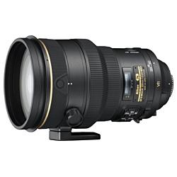 ニコン AF-S NIKKOR 200mm f/2G ED VR II