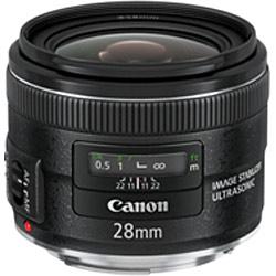 【長期保証付】CANON EF28mm F2.8 IS USM