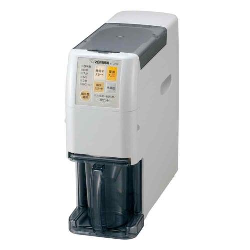 象印 BT-AF05-HA(グレー) 家庭用無洗米精米機