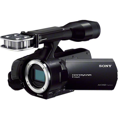 【長期保証付】ソニー NEX-VG30 Handycam(ハンディカム) ボディ