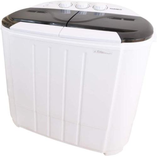 サンコー STTWAMN3 小型二槽式洗濯機 別洗いしま専科3 洗濯3.6kg 脱水2kg