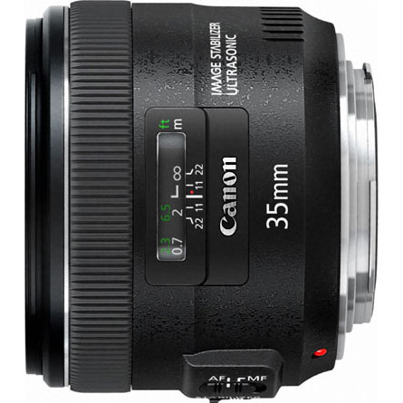 CANON EF35mm F2 IS USM