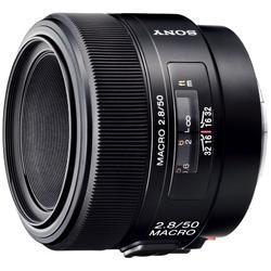 ソニー 50mm F2.8 Macro