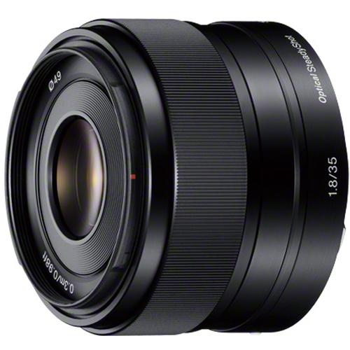 【長期保証付】ソニー E 35mm F1.8 OSS