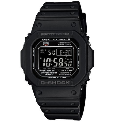 【長期保証付】CASIO GW-M5610-1BJF G-SHOCK(ジーショック) ソーラー メンズ