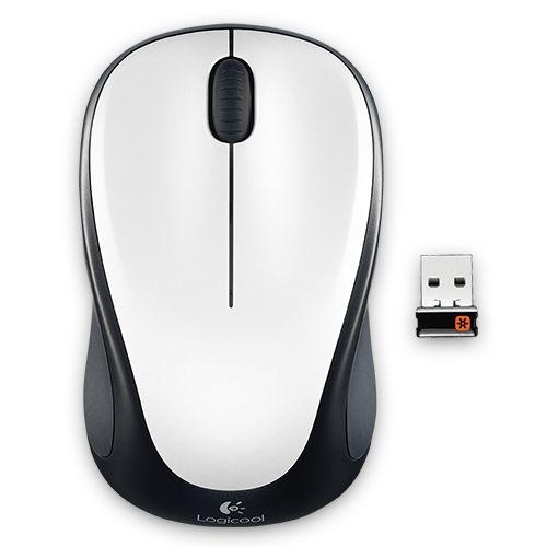 在庫あり 14時までの注文で当日出荷可能 ロジクール M235rIW ワイヤレス 安売り アイボリーホワイト マウス 新品未使用