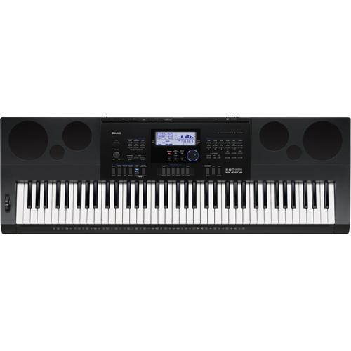 【長期保証付】CASIO WK-6600 ハイグレードキーボード 76鍵盤