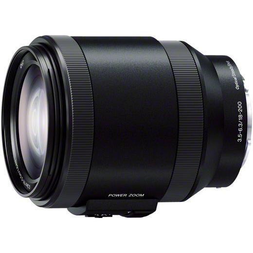 ソニー E PZ 18-200mm F3.5-6.3 OSS