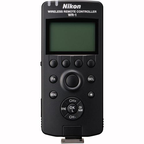 ニコン WR-1 ワイヤレスリモートコントローラー