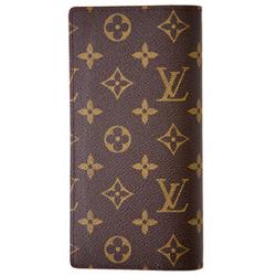 LOUIS VUITTON M66540 モノグラム ポルトフォイユ・ブラザ 長財布