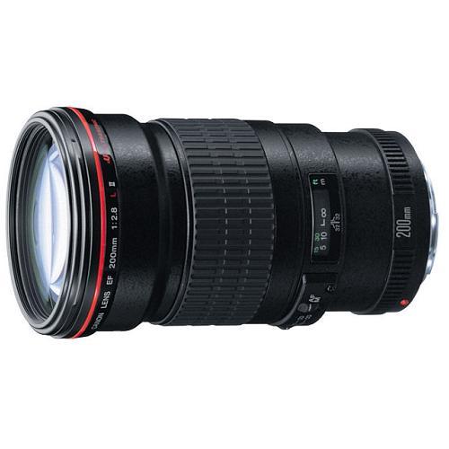 CANON EF200mm F2.8L II USM