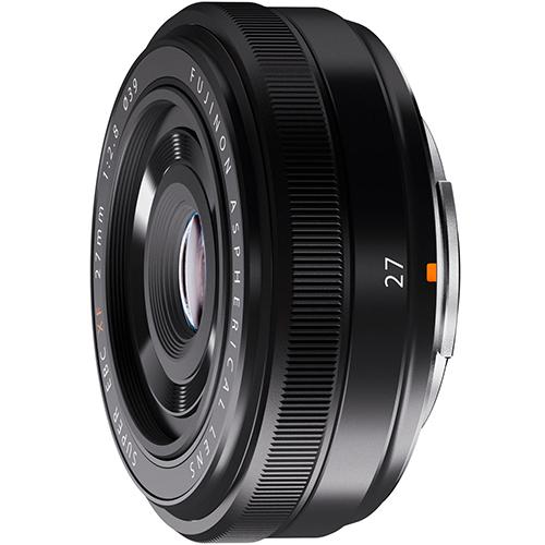 富士フイルム フジノンレンズ XF27mmF2.8(ブラック)