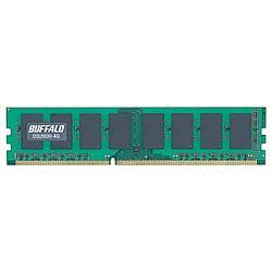 バッファロー D3U1600-4G PC3-12800 240Pin DDR3 SDRAM DIMM 4GB