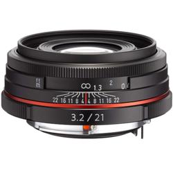 【長期保証付】ペンタックス HD PENTAX-DA 21mmF3.2AL Limited(ブラック)