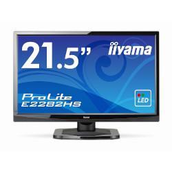 iiyama E2282HS-GB1(マーベルブラック) ProLite 21.5型 液晶ディスプレイ