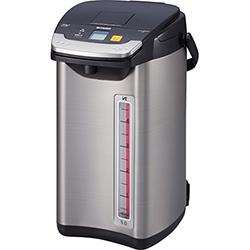 タイガー魔法瓶 PIE-A500-K(ブラック) とく子さん 蒸気レスVE電気まほうびん 5.0L