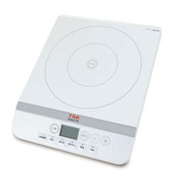 ティファール 卓上型IH調理器 デイリーIH IH2021JP(ホワイト) ガラストップ/1400W