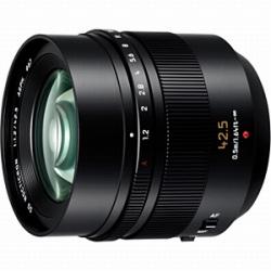 パナソニック LUMIX G LEICA DG NOCTICRON 42.5mm F1.2 ASPH./POWER O.I.S.