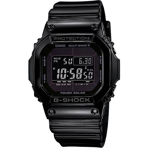 【長期保証付】CASIO GW-M5610BB-1JF G-SHOCK ジーショック ソーラー電波 メンズ