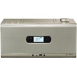 【長期保証付】JVC RD-W1-N(シャンパンゴールド) CDポータブルシステム