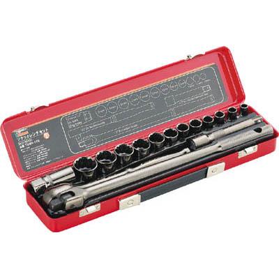 トラスコ中山 TSW4-16S ソケットレンチセット 差込角12.7mm 16S