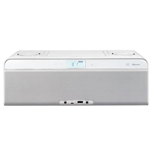 【長期保証付】ケンウッド CLX-50-W(セラミックホワイト) CD/Bluetooth/USBパーソナルオーディオシステム