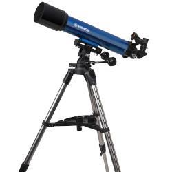 ミード AZM-90(ブルー) アクロマート 屈折式 天体望遠鏡